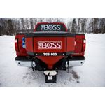 Boss TGS600 Low Profile Tailgate Salt Spreader 2
