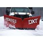 Boss 9.2 Steel DXT V-Plow V-Mode