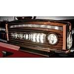 Western LED NightHawk Snowplow Headlights 16 Pin Kit 72525