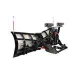 SnowEx 9.6'' Steel HDV V-Plow-4