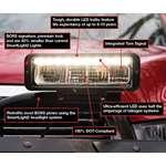 BOSS SL3 Snowplow LED HeadLight Kit