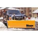 Meyer 8.5 Steel Lot Pro Snowplow-3