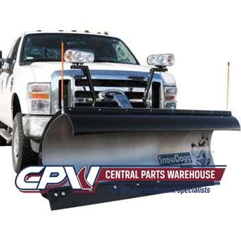 Buyers Snowdogg Stainless Steel Snowplows