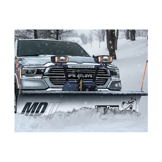 Snowdogg-Illuminator LED Snowplow Headlight