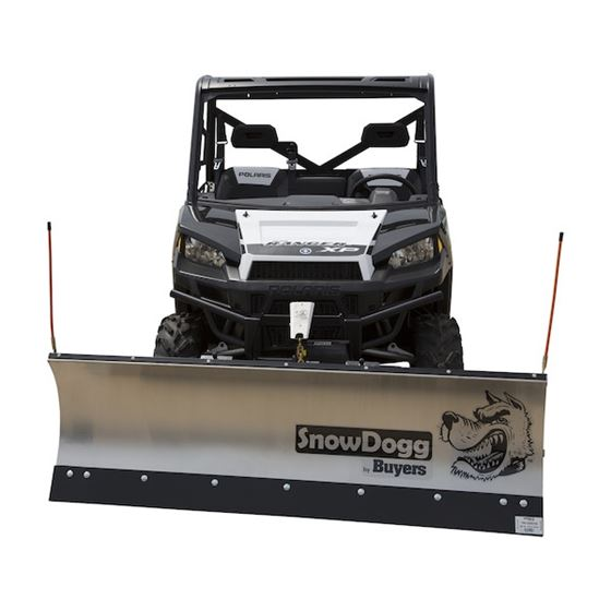 BUYERS SNOWDOGG MUT60 UTV Snowplow1