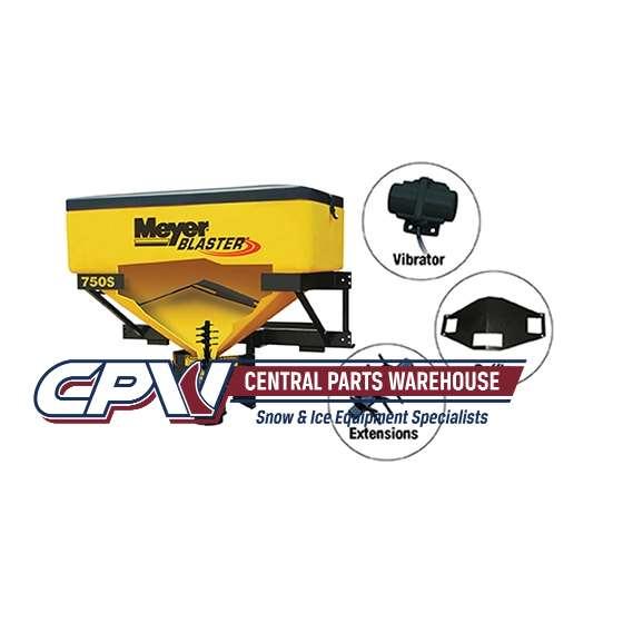 Meyer Blaster 750RS Tailgate Salt Spreader-3