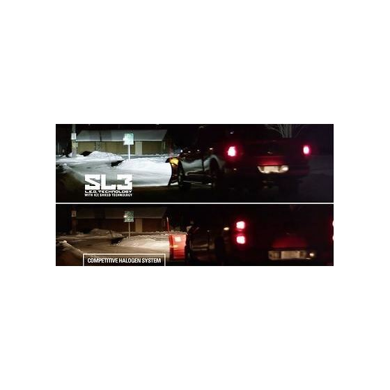 BOSS SL3 Snowplow LED HeadLight Kit -3