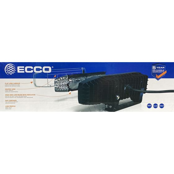 EW4009 LED Heated Plow Headlight Kit
