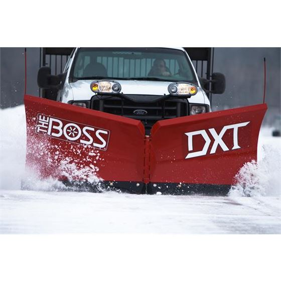Boss 8.2 Steel Power V DXT V-Plow V-Mode