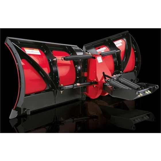 Boss 9.2 Poly Power VXT V-Plow Back