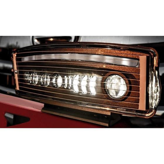 Western LED Snow Plow Lights 72560
