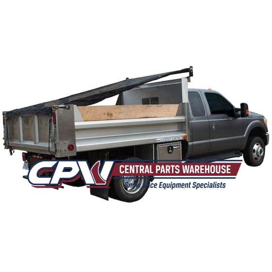 Buyers Products DTR Universal Dump Tarp ROLLER KIT (LESS TARP)