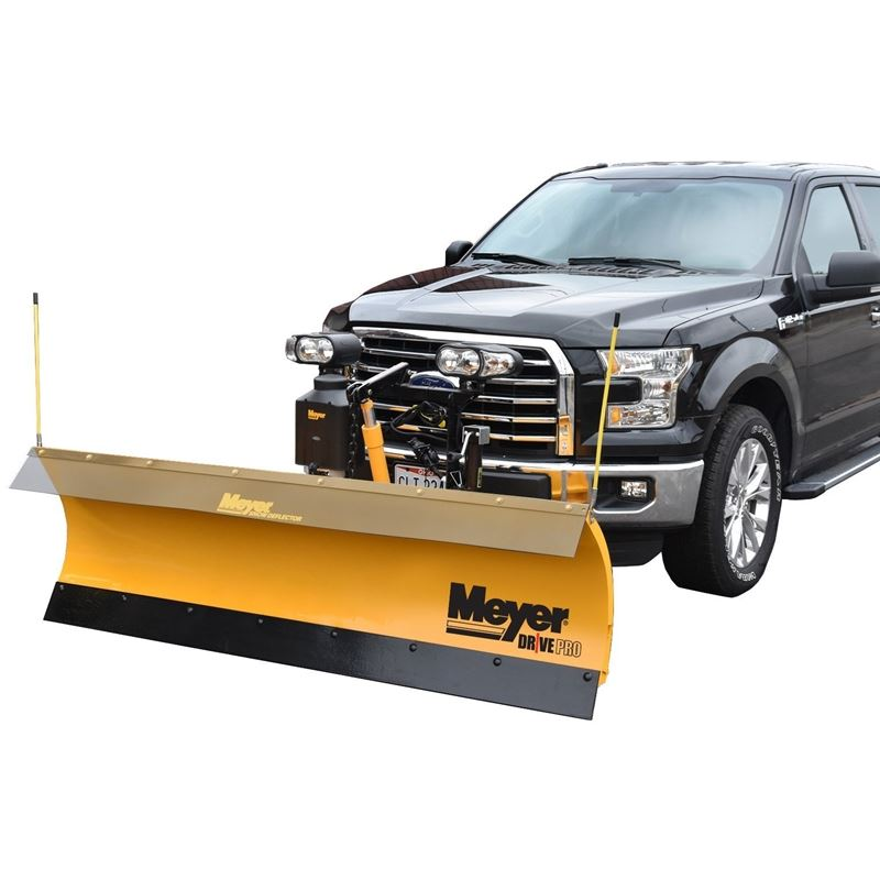 Meyer 7.6' Drive Pro DP Mount Snowplow