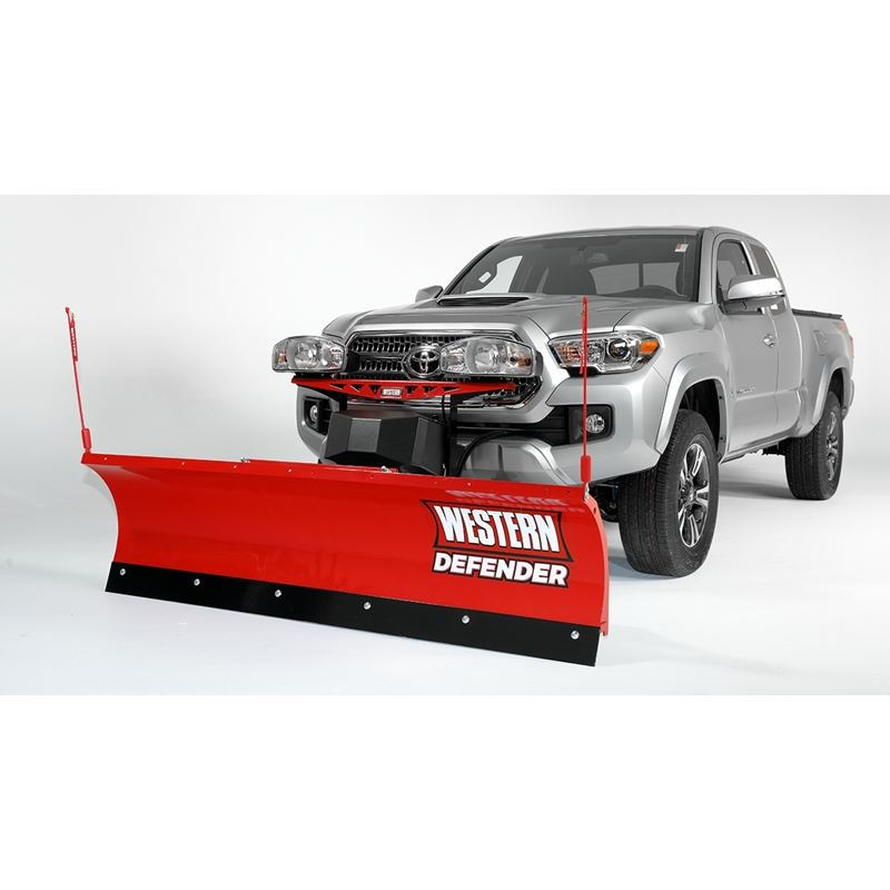 Western 6.8 Defender Snowplow