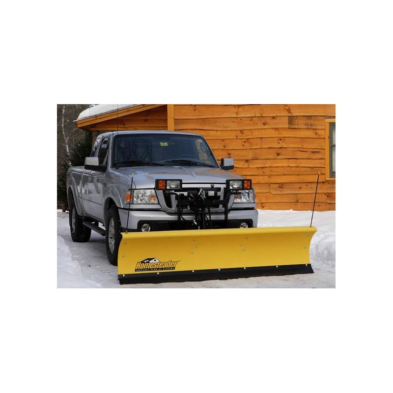 Fisher 6.8 Poly Homesteader Snowplow Front