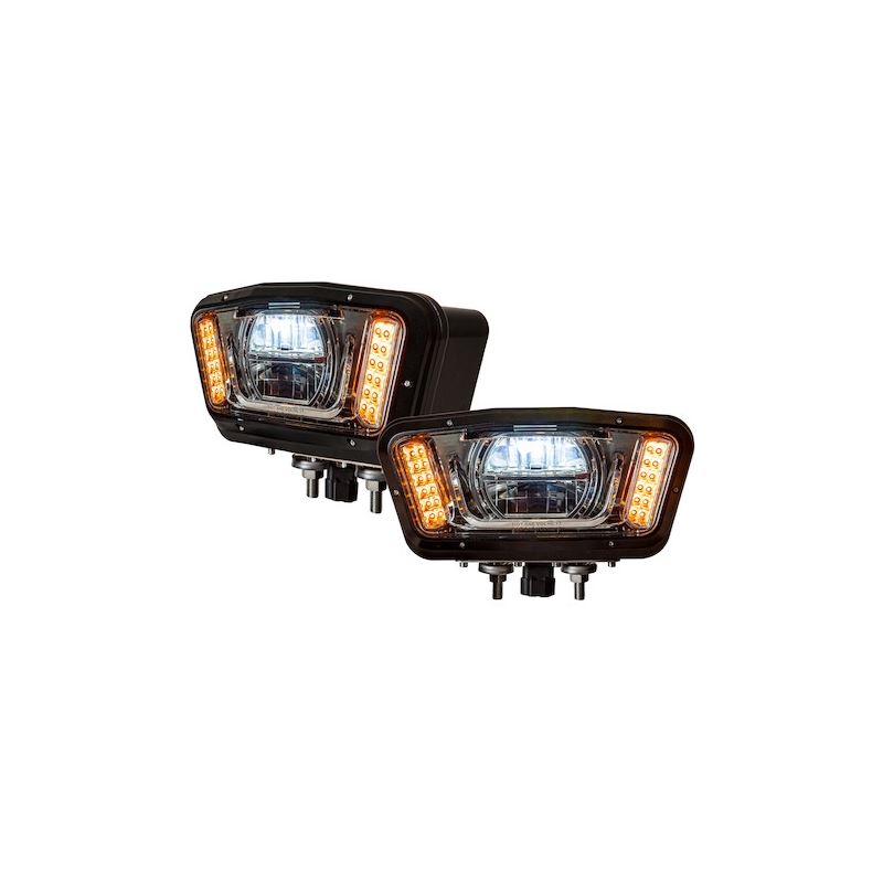 Snowdogg-Buyers Illuminator LED Snowplow Headlight