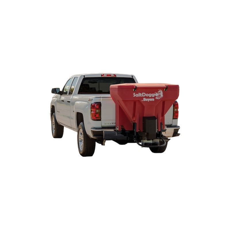 Saltdogg-Buyers Red TGS07 Tailgate Salt Spreader01