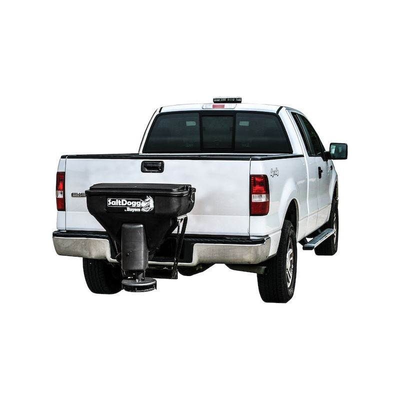 Saltdogg TGS02 Poly Hopper Tailgate Salt Spreader